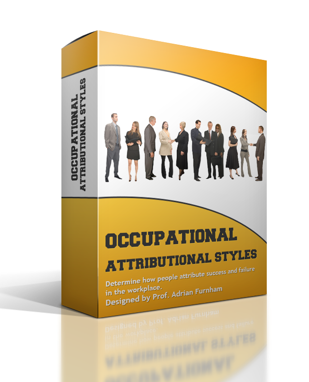 Occupational Attributional